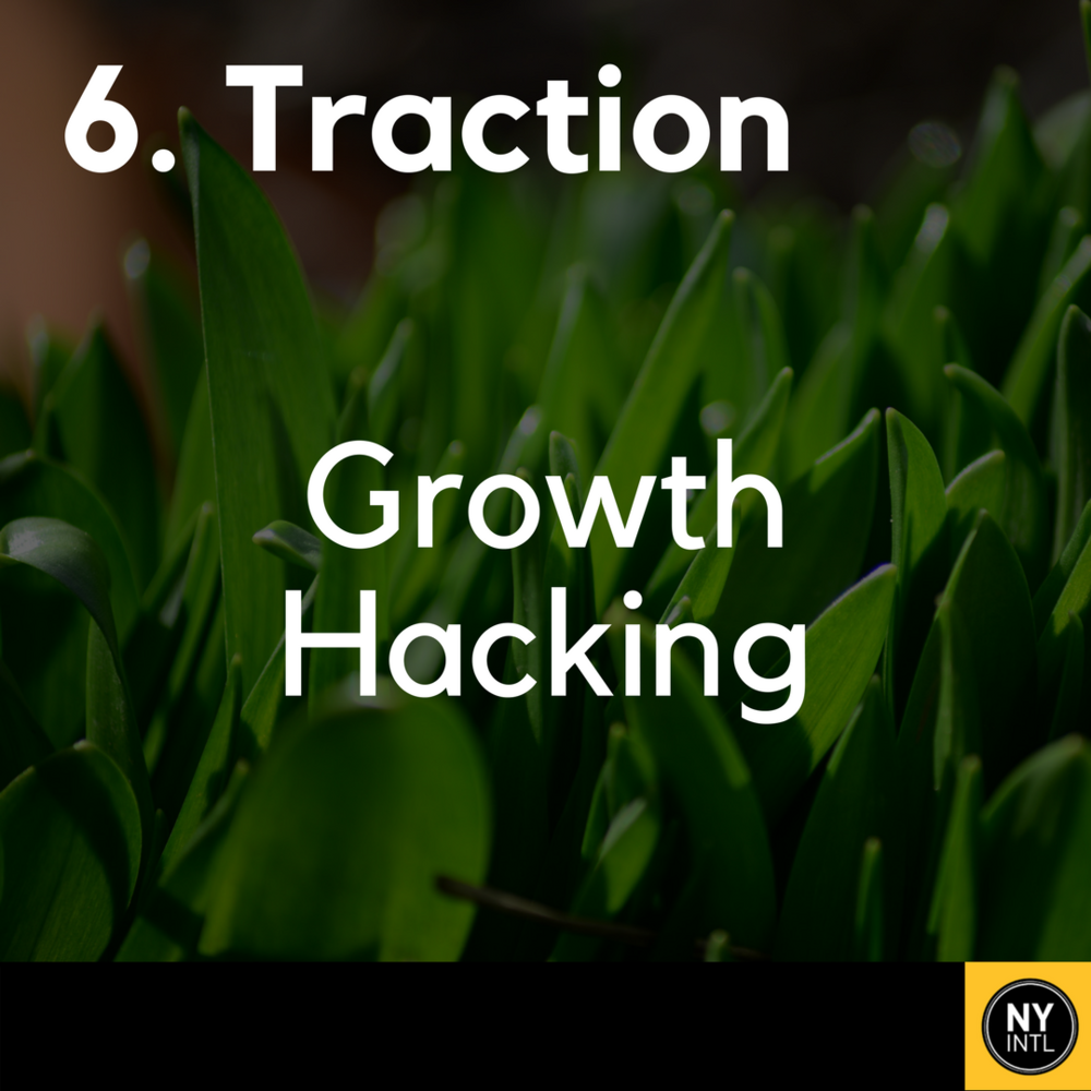 TRACTION: Greg Castro, Founder, Varick North
