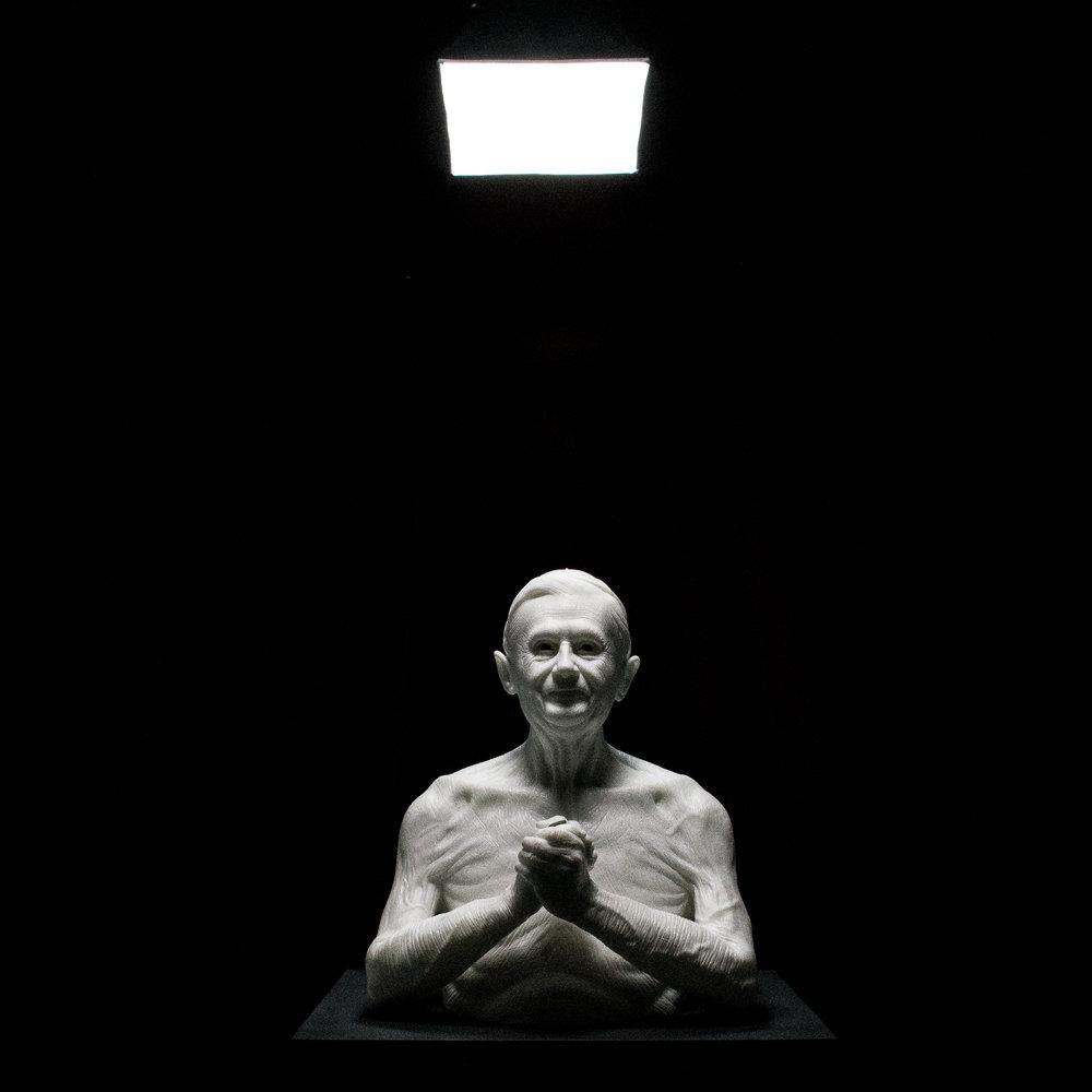 JAGO - Habemus Hominem - 2009 - 2016, marmo statuario. Photo by Marilù Parisi.jpg