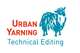 Urban Yarning - technical editing