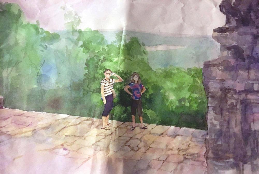 Illustration by Khem Has
