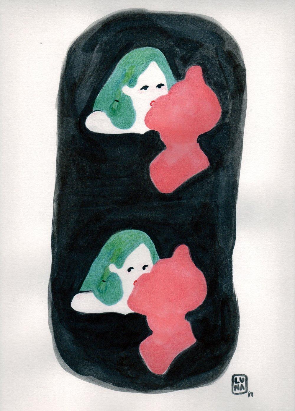 Art by Luna Doherty-Ryoke