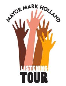 mayor holland listening tour