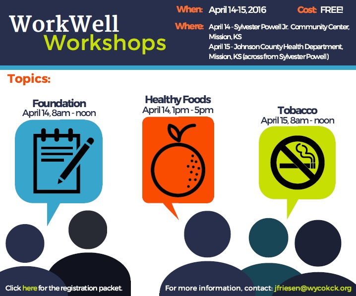 WorkWellWorkshops