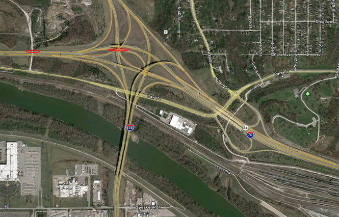 I10 and I635 Dual Bridge Repair