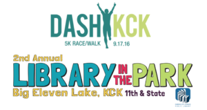 DashKCK and Library in the Park