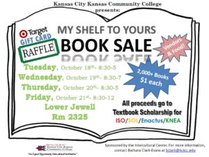 KCKCC Book Sale