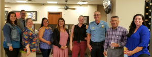 June 29, 2017 Quarterly Meeting with the Kansas City, Kansas Police Department