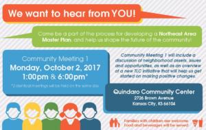 Northeast Master Plan Meeting