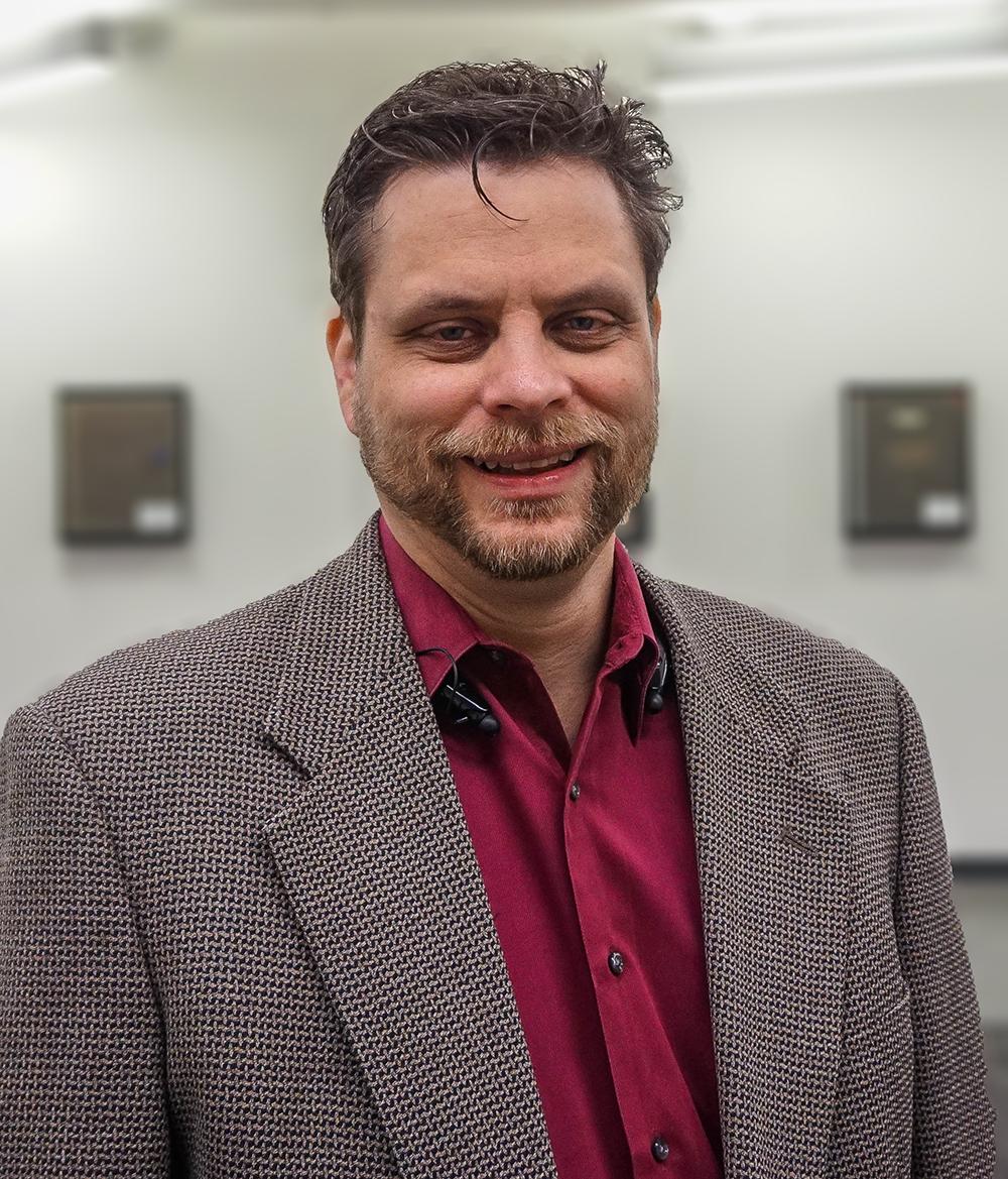Jason Norbury, DTKCK Director