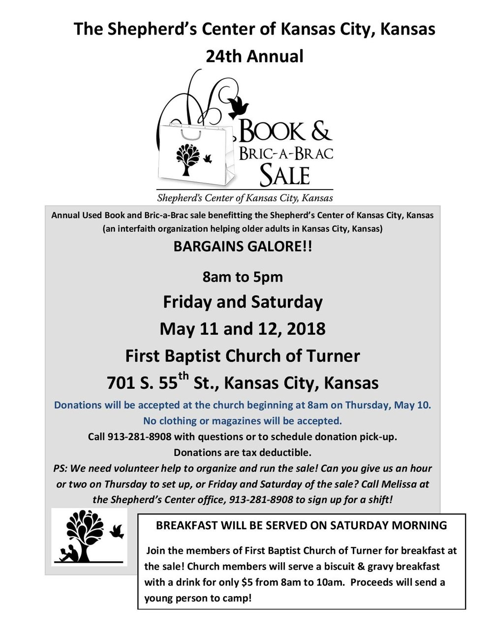 Annual Bric-a-Brac Sale_Shepherd's Center of Kansas City, Kansas.jpg