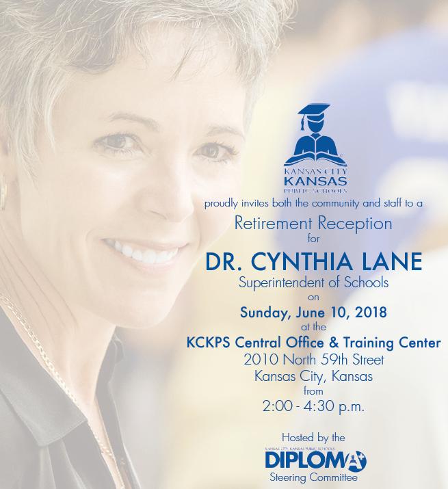 Kansas City, Kansas Public Schools Cynthia Lane Retirement Reception.png