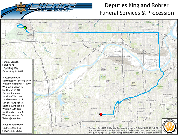 Procession Map for  Deputies King and Rohrer.png