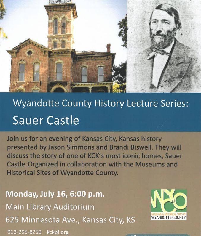 Wyandotte County History, Sauer Casle Event.jpg