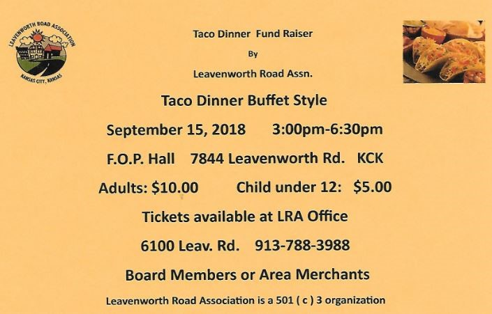 Leavenworth RoadAssociation Taco Fundraiser.jpg