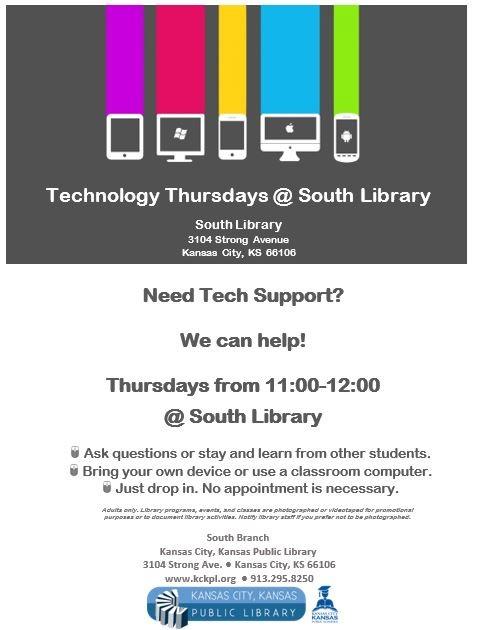 Technology Thursdays at KCKPL South Branch.jpg