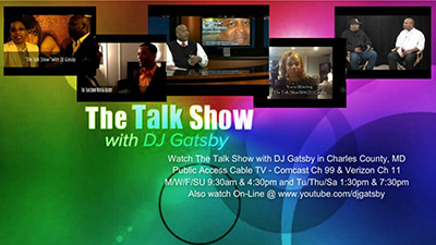 The Talk Show with DJ Gatsby image and link