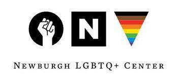 Newburgh LGBTQ+ Center Logo and link
