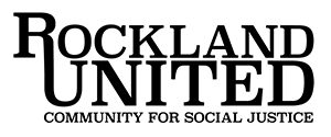 Rockuland United Community for Social Justice logo and link