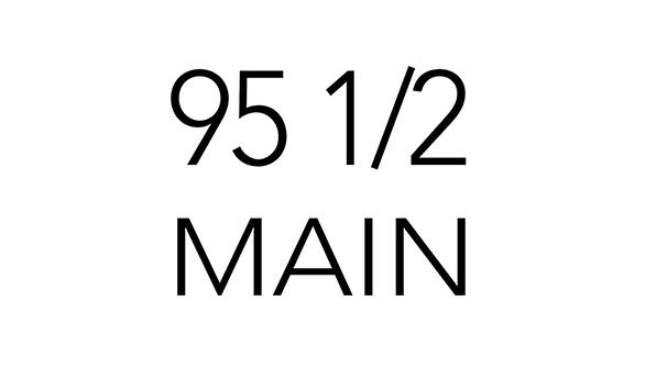 95 1/2 Main Logo and Link