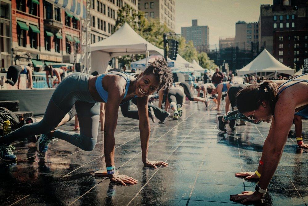 fitness festivals -