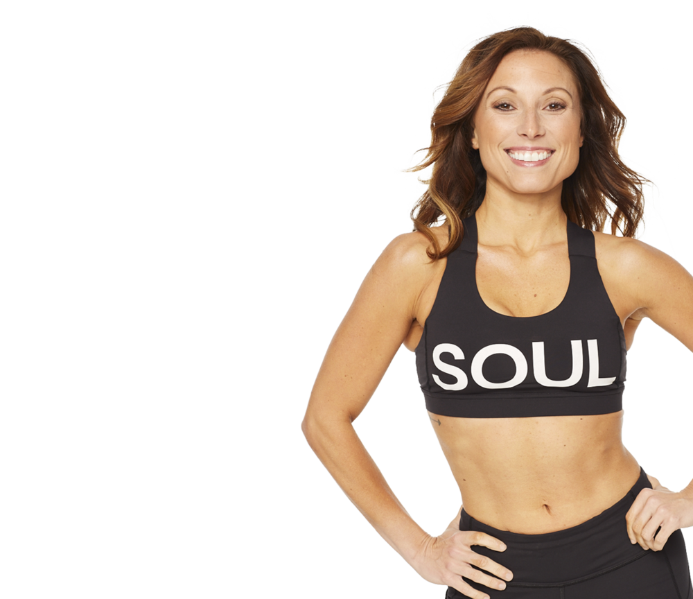 Heather Anderson  of SoulCycle