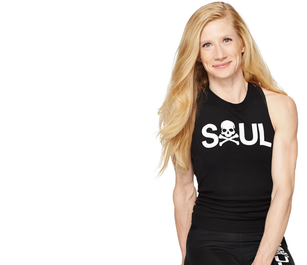 Ginny Lee  of SoulCycle