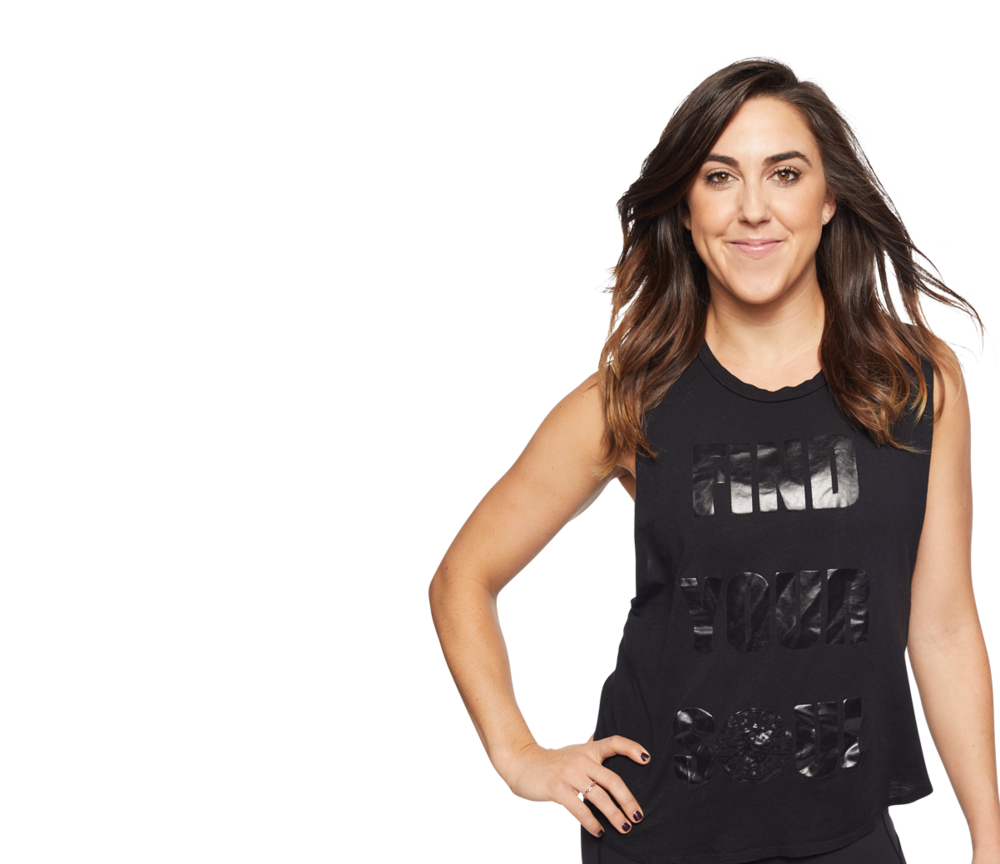 Jenny Gaither  of SoulCycle
