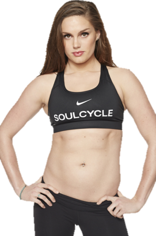 Lauren McHale  of SoulCycle