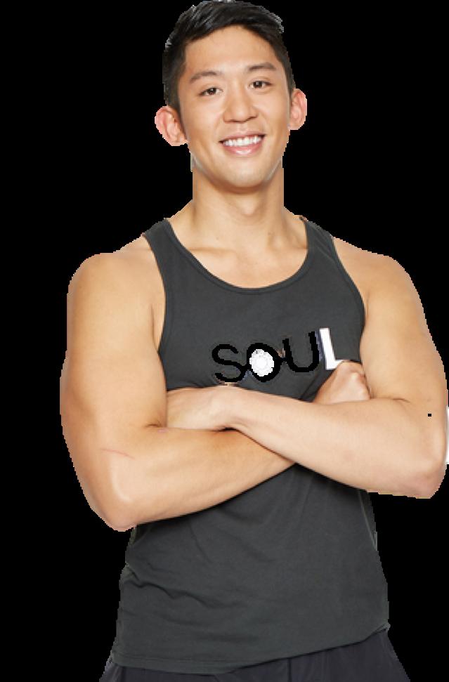 Luigi Aldon  of SoulCycle