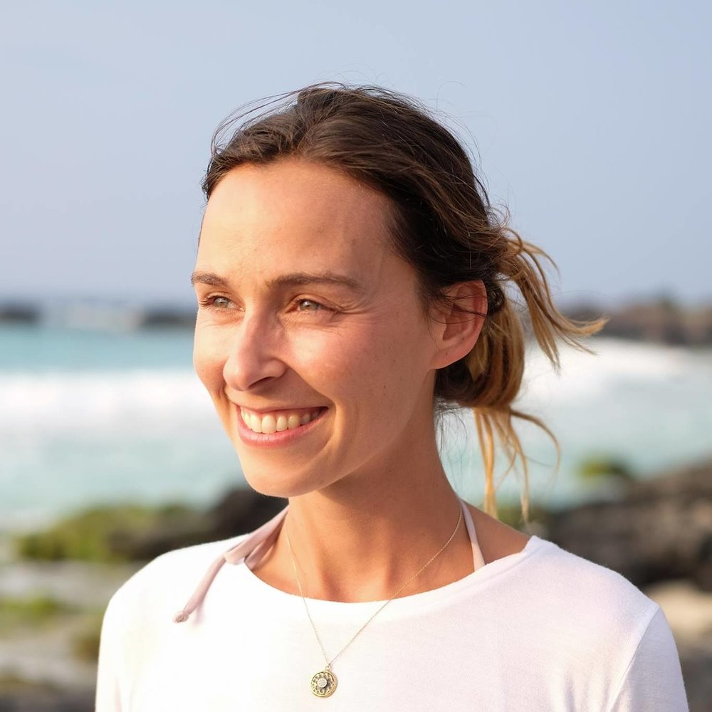 Julieanne Aiello  of Sunset Yoga