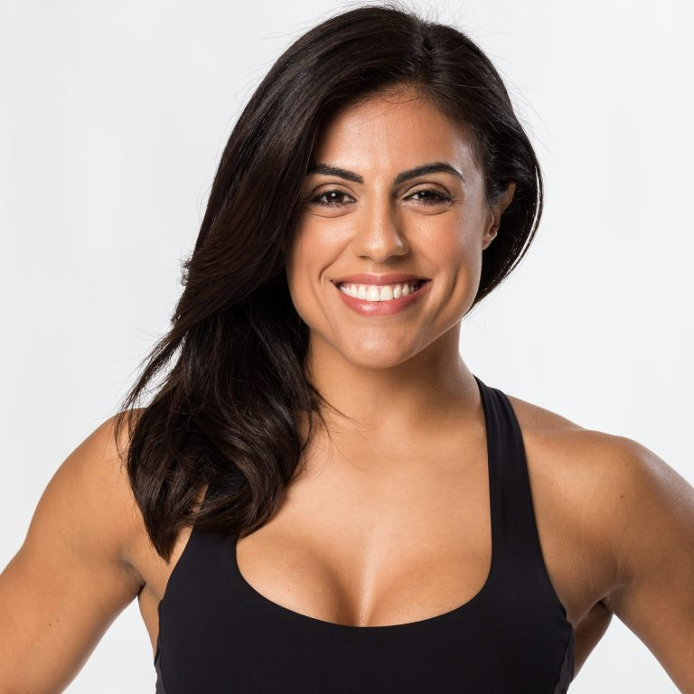Sam Sanchez  of Barry's Bootcamp