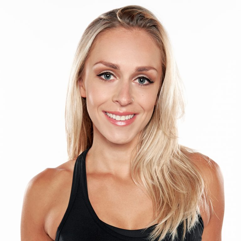 Nicole Peterson  of Barry's Bootcamp