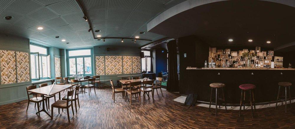 Die Bar -