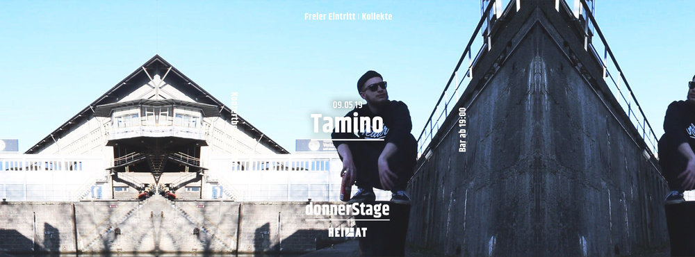 Rapper Tamino