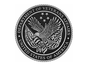 Partners with the Department of Veteran Affairs