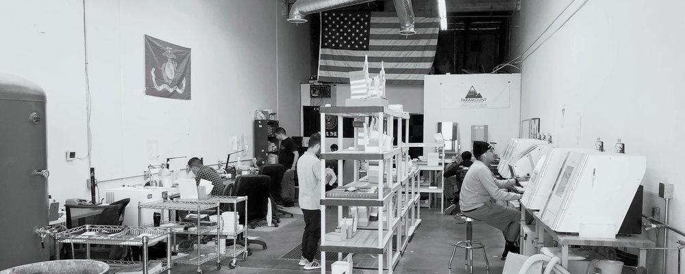 Paramount Dental Studio is a certified Veterans Affairs Training Center.