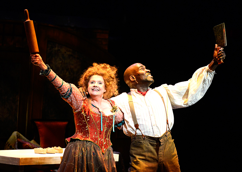 SWEENEY TODD - AT PLAYMAKERS REP