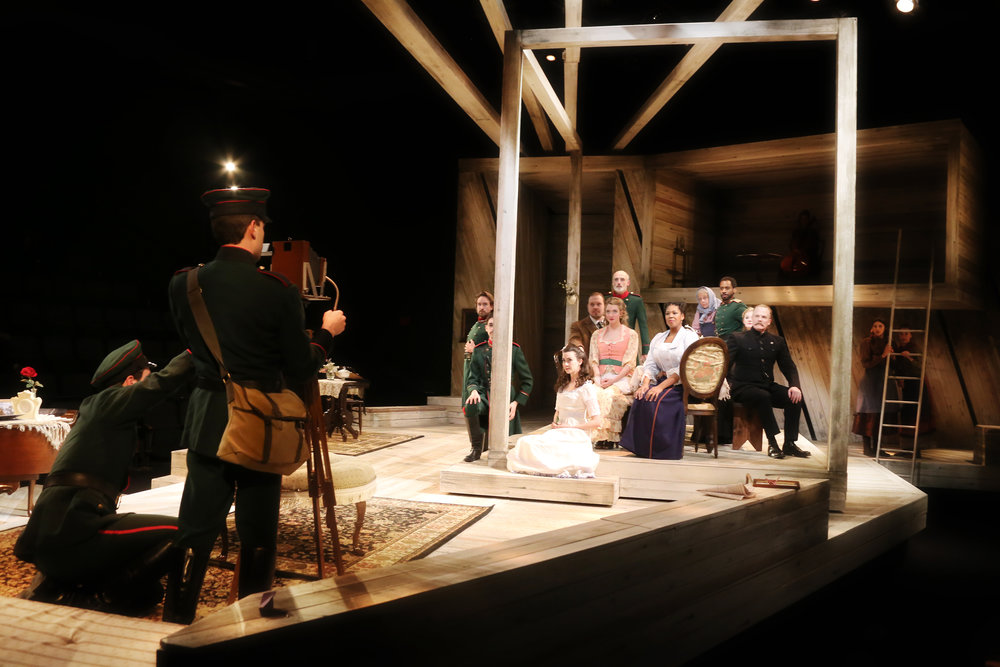 THREE SISTERS - AT PLAYMAKERS REP