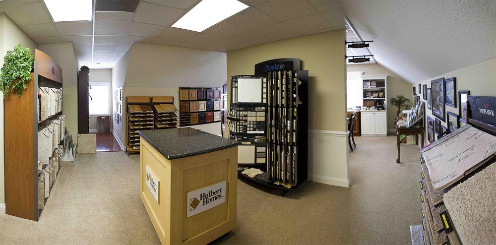 Design Center Hulbert Homes Inc