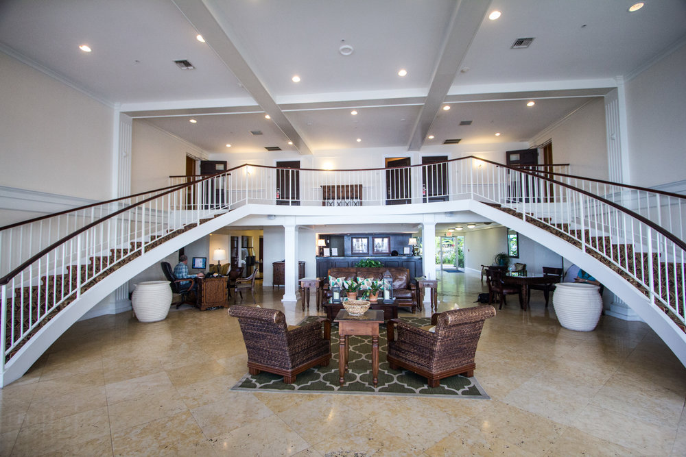 ARCHITECTURAL INTERIOR FOR THE INN AT KEY WEST