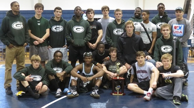 Gators take first at Buddy Duals in Effingham County