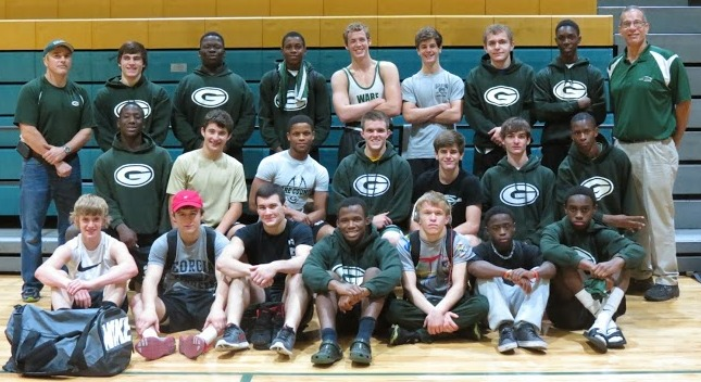 Gators go 4-1 in Swamp Duals