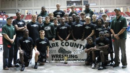 4th at State Duals