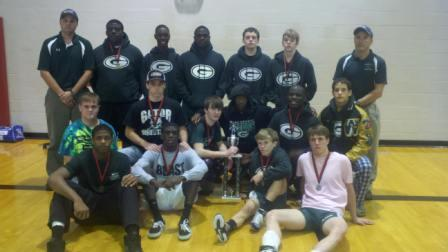 Gators win Treutlen Viking Invitational    Dec 16-17