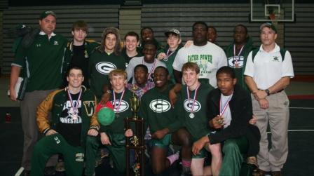 Gators win the Rebel Invitational    December 9 & 10