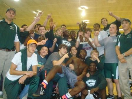 Ware County Gators win the 3rd annual Swamp Duals!    November 19th