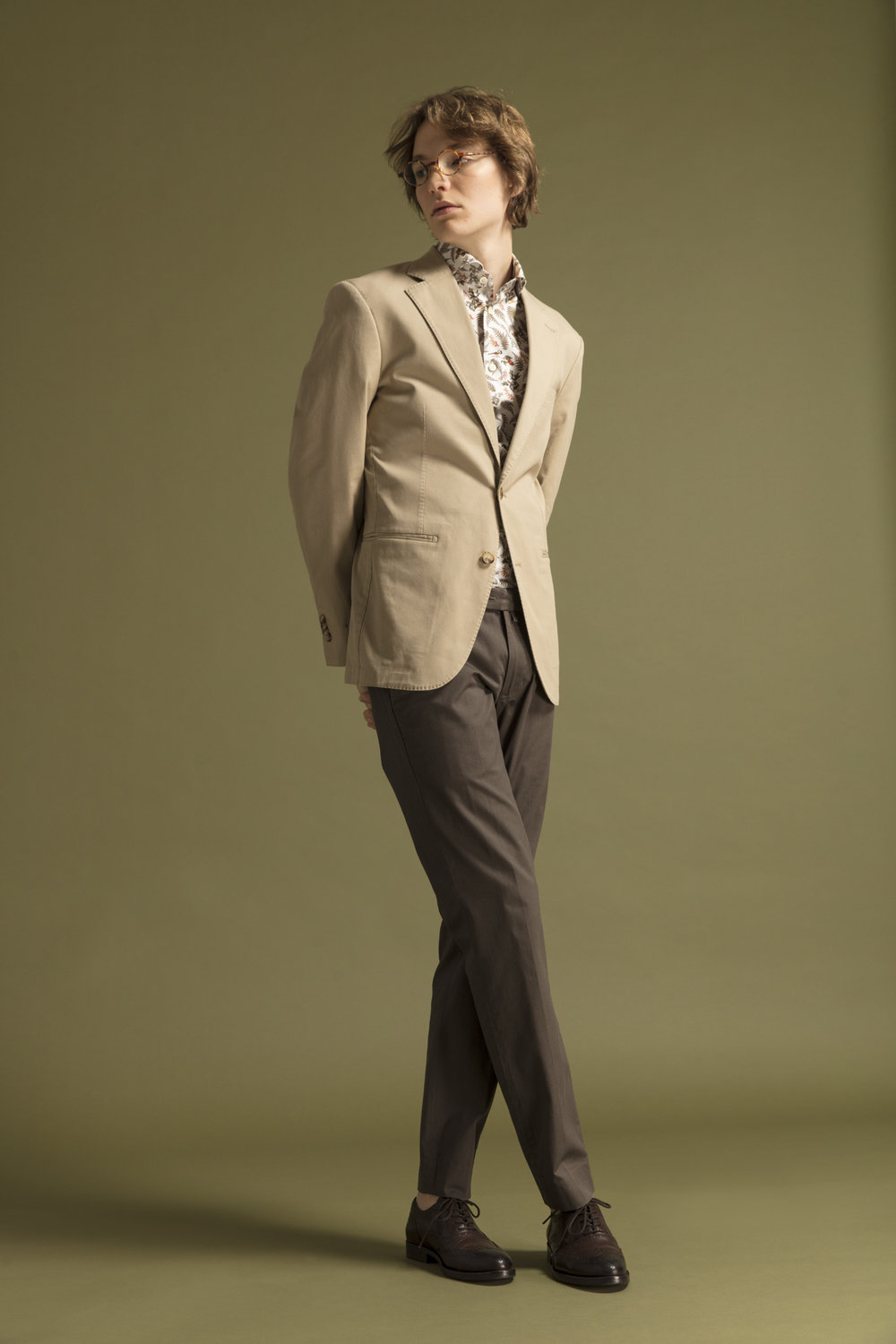 Alvin Blazer ,  Darcy Shirt  &  Quinn Cotton Pants