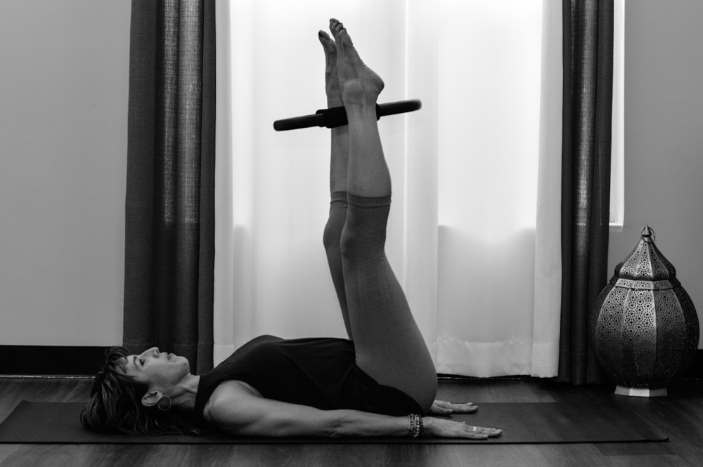 CNY Studios Pilates instructor Denise Samuel