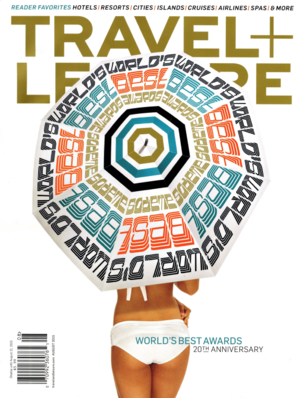 World's Best Awards 2015 TRAVEL + LEISURE