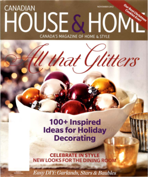 Puttin'on the Ritz HOUSE & HOME MAGAZINE